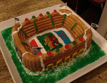 Stadiumcake